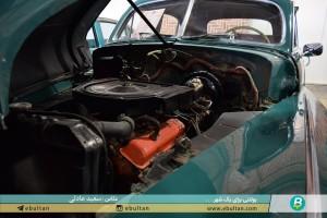 از موزه خودرو های کلاسیک تبریز 6